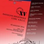 Rassegna Regionale Cori A.R.C.C.
