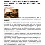 Presentazione Associazione 2-6-2009