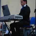 Giovannantonio Sepe al Piano Elettrico